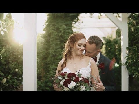Heritage Museum Wedding Film Marcus & Hayley
