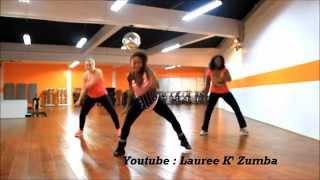 ZUMBA Fitness -Dancehall Turbo Wine - Lauree K