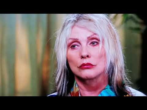 Debbie Harry & Chris Stein Blondie CBS Sunday Morning  9317