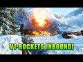 V-1 Rockets Inbound!