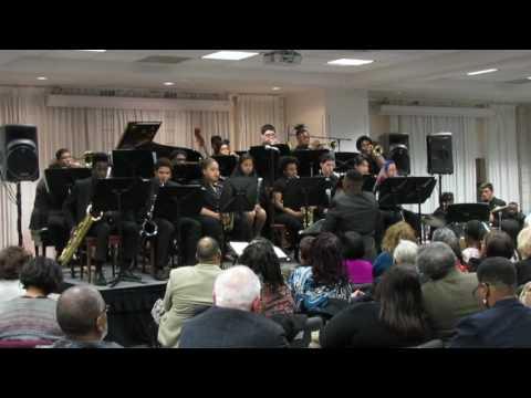 Science Park High School Jazz Band (Saving All My Love)