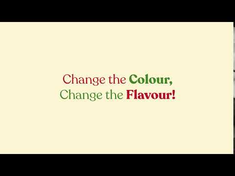 Change the Colour, Change the Flavour   Annapoorna Masalas & Spices