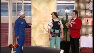 Grand Hotel 2xl - Sherri mes kuzhinierit dhe kopshtarit (07.04.2015)