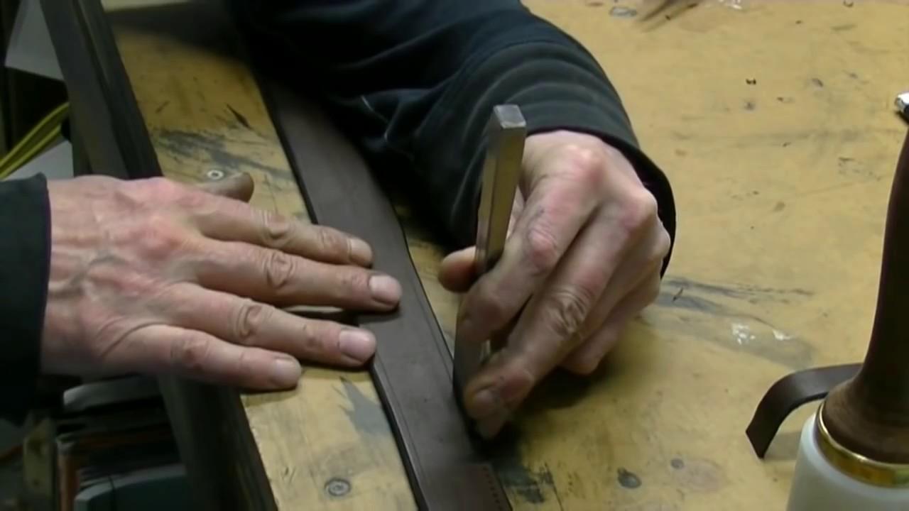 Изготовление ремней своими руками