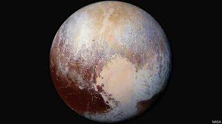 Llegada a Plutón de la sonda New horizons (imagenes reales)