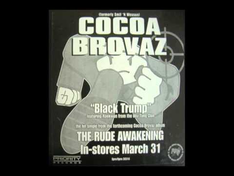 Cocoa Brovaz & Raekwon - Black Trump (Acapella)