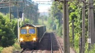 Class 66  Horn Doppler Effect