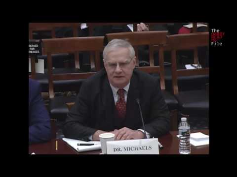 Climate scientist to Congress: Increased CO2 causing 'remarkable greening of planet Earth'