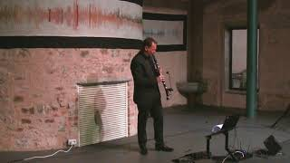INVENTANGO | for clarinet & live electronics