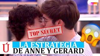 La estrategia de Anne y Gerard para que nadie sepa que están liados en OT 2020