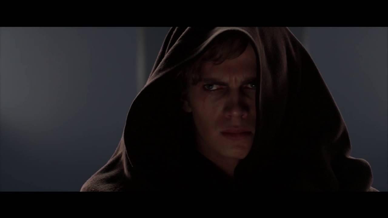 """Star Wars teaser """"Fall to the dark side"""" Anakin/Darth ..."""