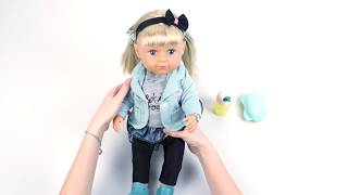 Кукла Baby BornСестрёнка модницаот Zapf Creation