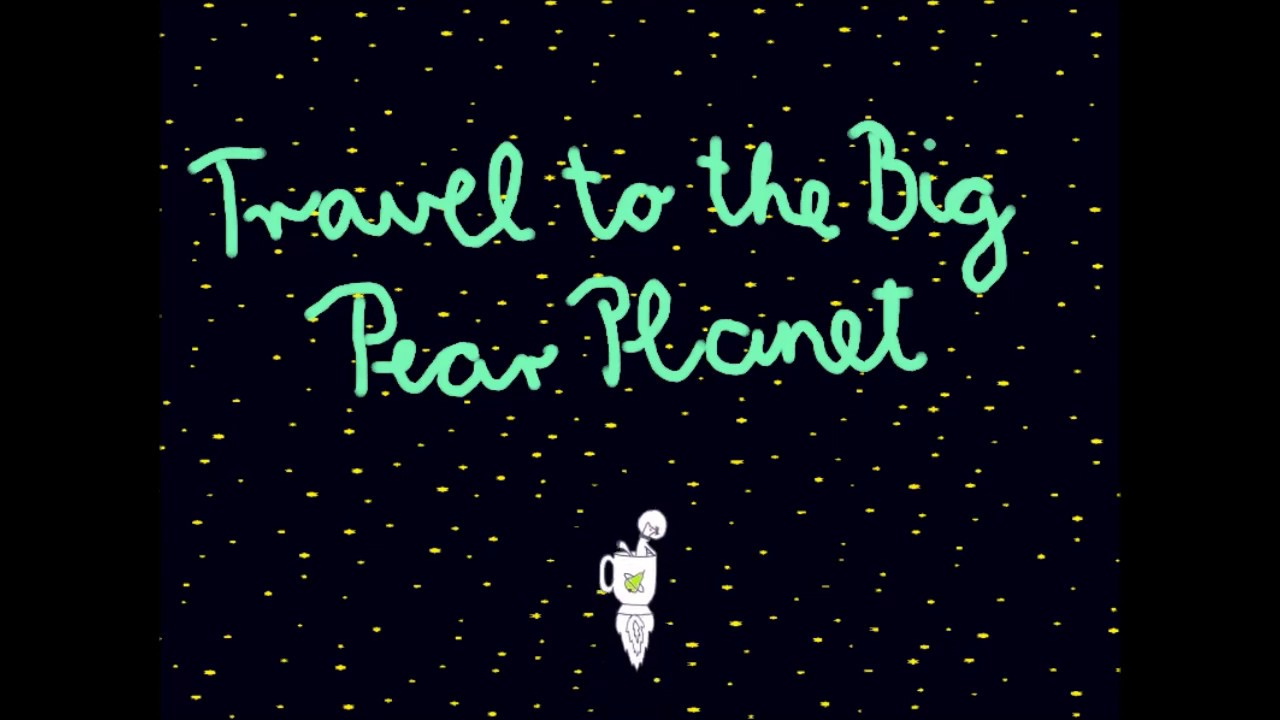 Little Hermelin - Travel to the Big Pear Planet intro