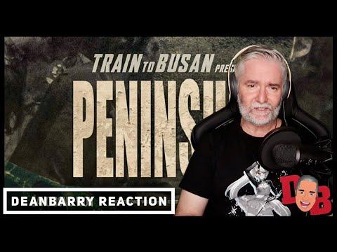 Train To Busan Presents Peninsula Teaser Trailer REACTION