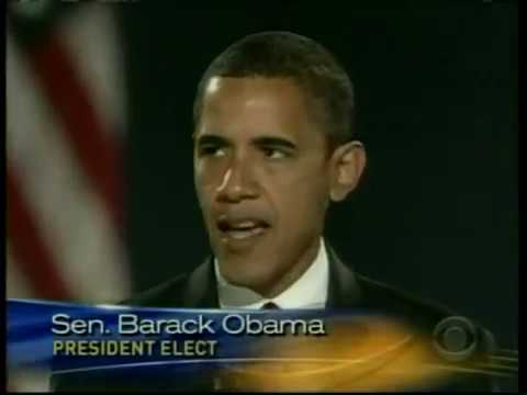CBS Morning News - November 5, 2008 (Obama Elected POTUS)
