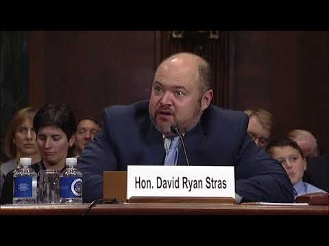 Whitehouse Remarks in Judiciary Hearing on the Nominations of Stuart Duncan and David Stras