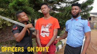 Download Thespian Nozy Comedy - Officers On Duty