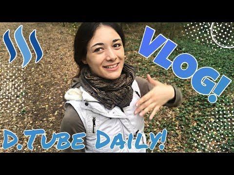 Daily-Vlog #15 - Lasst uns den Herbst genießen!// Und etwas über Raumfahrt reden.