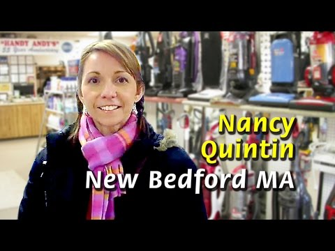 Handy Andy's Quality Vac™ Review – Best Vacuum Cleaner for Allergies – Nancy Quintin, New Bedford MA