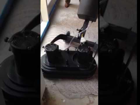 "hawk wingspan 29"" wide area floor machine - youtube"