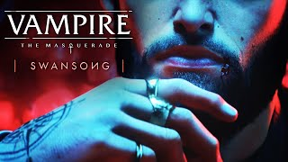 Vampire: The Masquerade – Official Swansong Cinematic Teaser | 'The Invitation'
