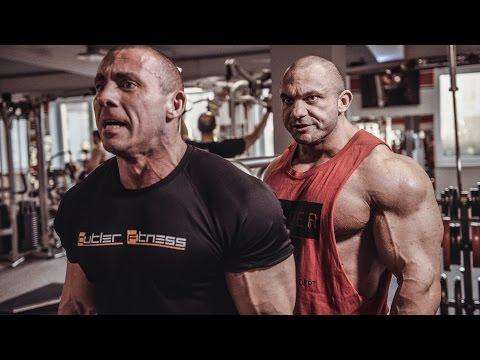 BOHOS KORNÉL és KÖKÉNY BÉLA EDZÉSE - [Cutler Gym TV 3. rész] videó letöltése