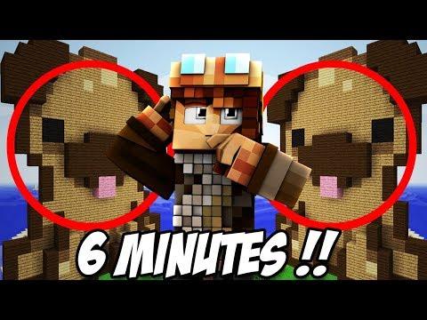 6 MINUTES POUR CONSTRUIRE !!