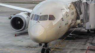 TRIP REPORT | Etihad Airways | Boeing 787-9 | Singapore - Abu Dhabi | Economy Class