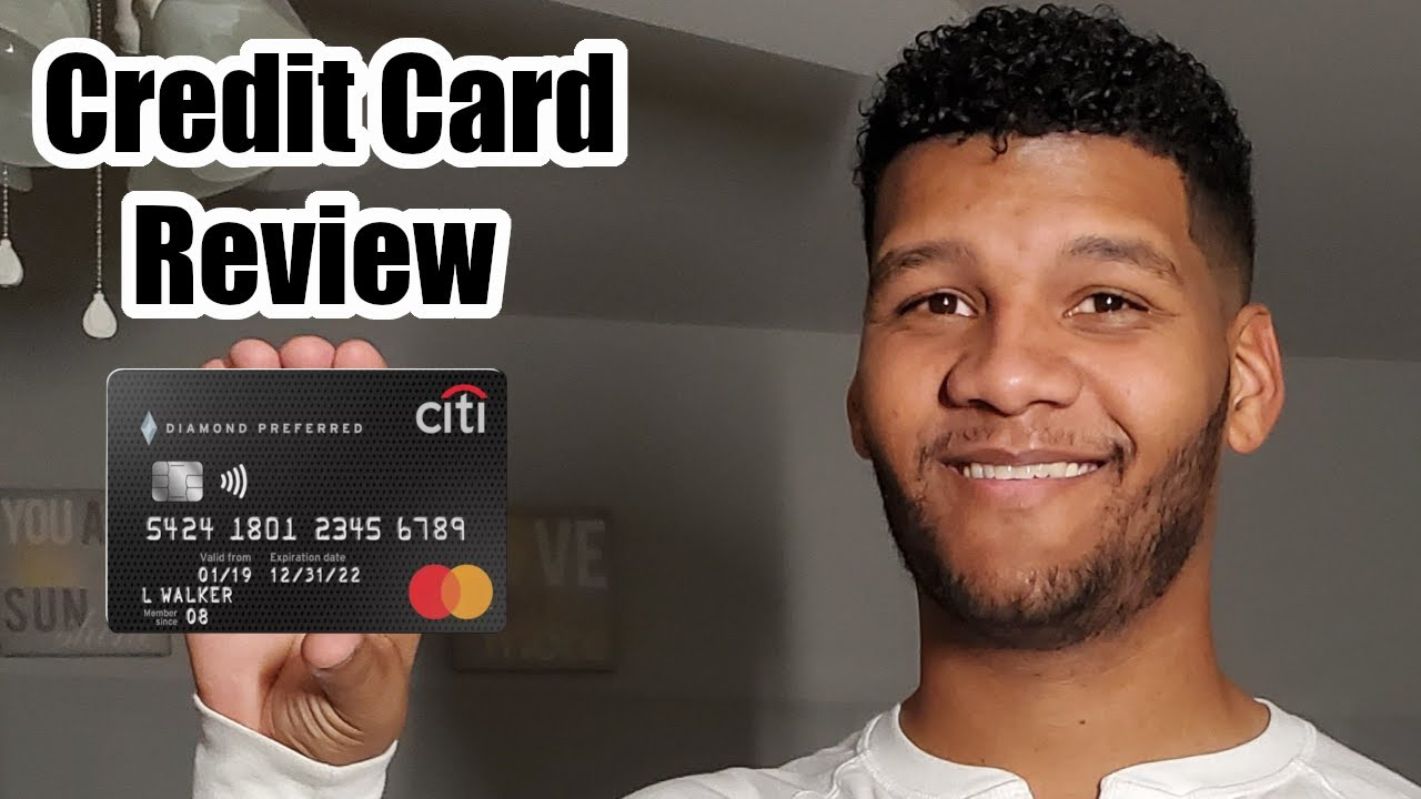 Citi® Diamond Preferred® Card  Full Credit Card Review