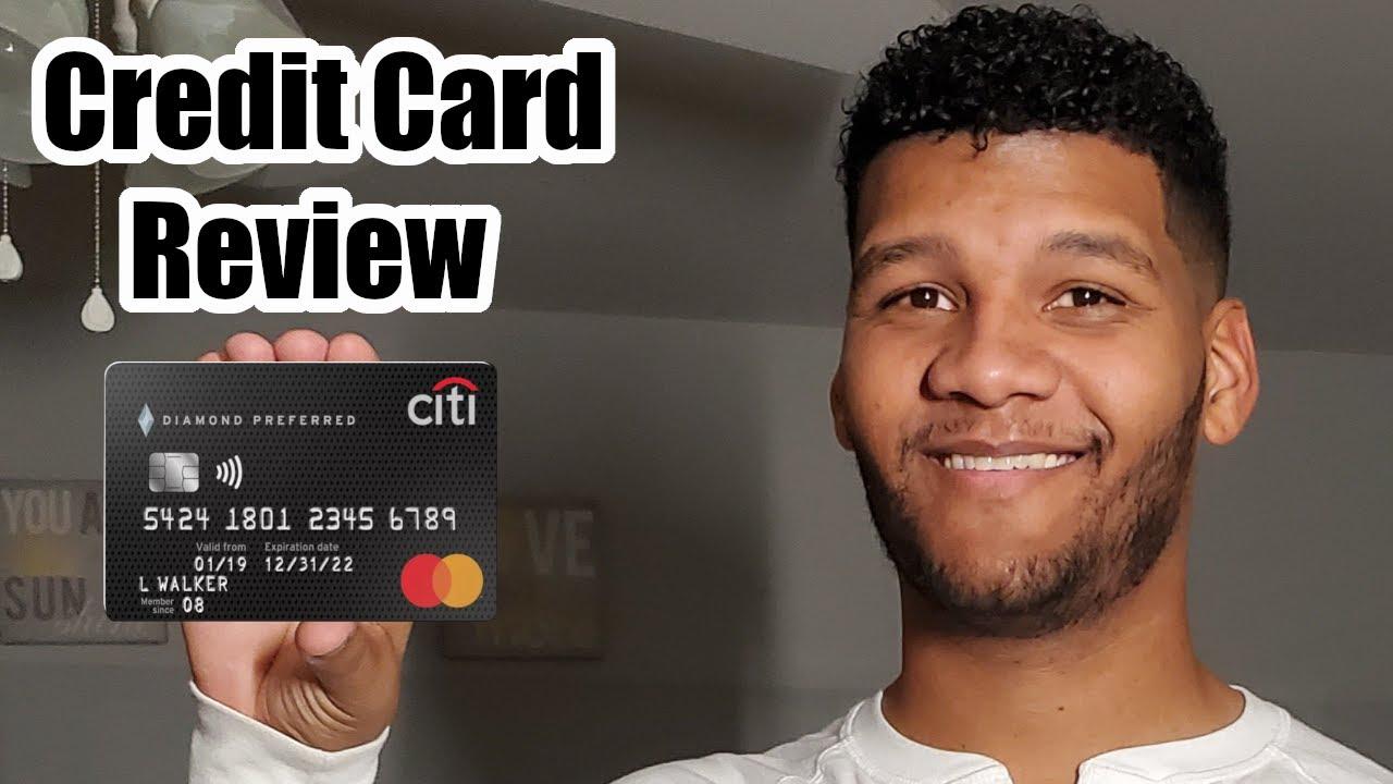 Citi® Diamond Preferred® Card Full Credit Card Review - YouTube