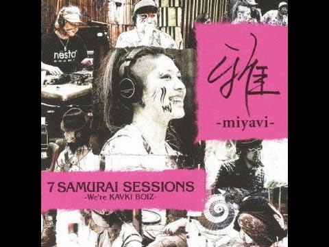 Miyavi - 7 Samurai Sessions -Were Kavki Boiz COMPLETO