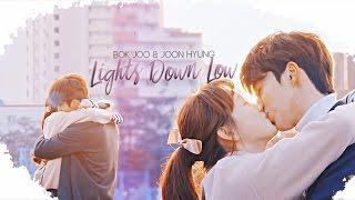 Bok Joo & Joon Hyung ◊ Lights Down Low [Weightlifting Fairy Kim Bok Joo MV]