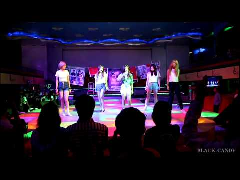 GIRLS' GENERATION 2PM CABI SONG DANACE COVER BY BLACK CANDY