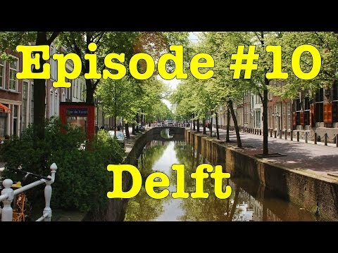 Arriving in Delft - Good Places to Eat and Sleep
