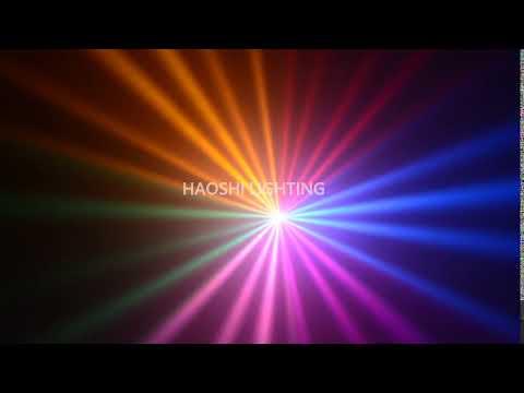 HAOSHI LIGHTING beam 440w 20r 3in1 with CMY