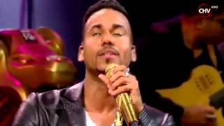 """Romeo santos en viña del mar 2015 """"SOBERBIO"""" HD"""