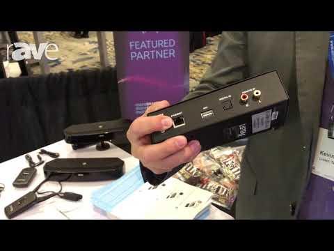 E4 AV Tour: Listen Technologies Talks About Audio Everywhere Combo Compliance Systems