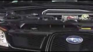 Subaru 2007 Impreza WRX Road Test Trailer