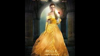 A BELA E A FERA  -  FILME LIVE ACTION DISNEY