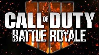 Black Ops 4: BATTLE ROYALE Mode!!