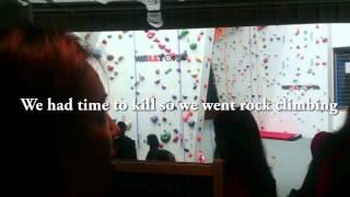 Gambar cover Singaporean Vlogs : Sea Games carnival and rock climbing pt. 1