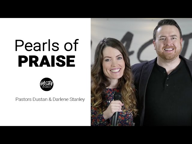 The SACRIFICE of Praise - Pastors Dustan & Darlene Stanley