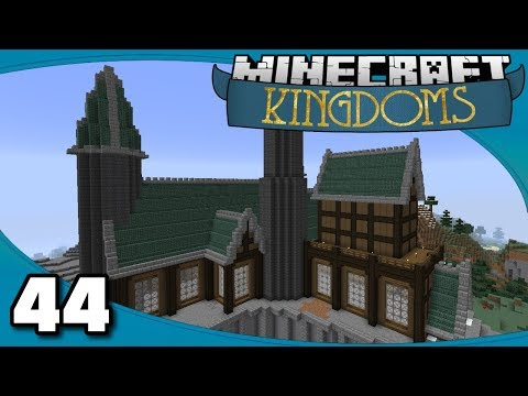 Kingdoms II - Ep. 44: Continuing the Palace