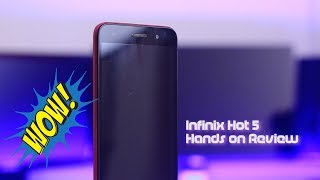 Infinix Hot 5 price in Nigeria | Compare Prices