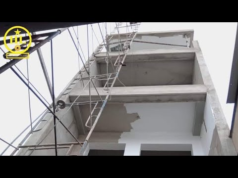 Thi công nhà lệch tầng – Công ty TNHH Tư vấn Thiết kế Xây dựng & Thương mại HOÀN LỘC