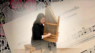 Istanpittarello for Organetto (written by Claude Lapalme)
