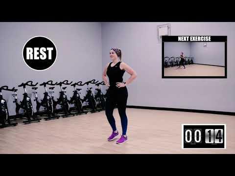 Cardio HIIT Endurance Workout