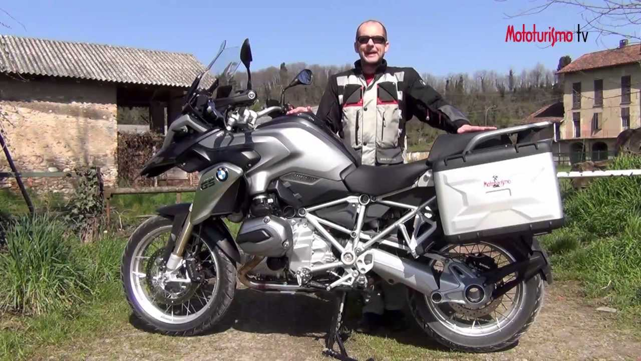 mototurismo in prova bmw r 1200 gs 2013 youtube. Black Bedroom Furniture Sets. Home Design Ideas