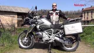 MOTOTURISMO - In prova - BMW R 1200 GS (2013)