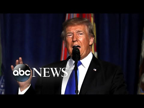 Thumbnail: Trump reveals new Afghanistan strategy